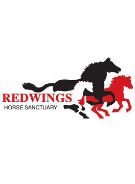 Redwings Horse Sanctuary logo